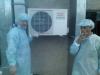 Сервісне обслуговування та чистка кондиціонерів Тернопіль