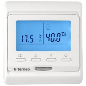 Регулятор температури для електричних підлог Profi Therm
